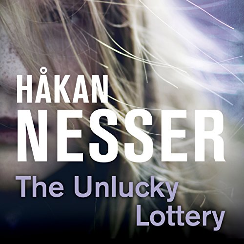 The Unlucky Lottery audiobook cover art