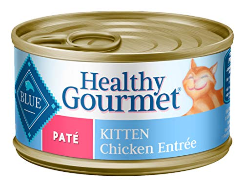 Blue Buffalo Healthy Gourmet Natural Kitten Pâté