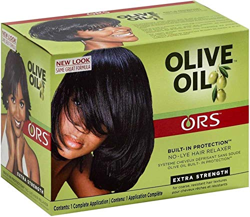 ORS Relaxer Kit Super