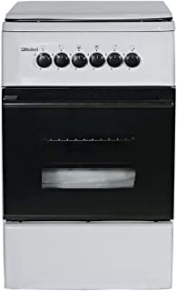 Nobel 4 Burners Cooking Range Gas With Grill (50 x 55) Model - NGC5340 1 Year Full Warranty.