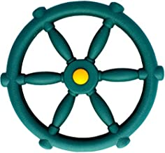 Jungle Gym Kingdom Pirate Ships Wheel (Green)