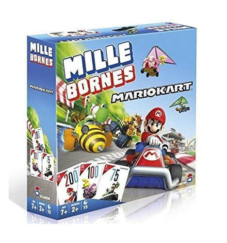 Toys 1000 bornes Mario Kart avec Plateau Circuit de Jeu - mi