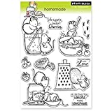 Penny Black Homemade Clear Stamp Set (30-119)
