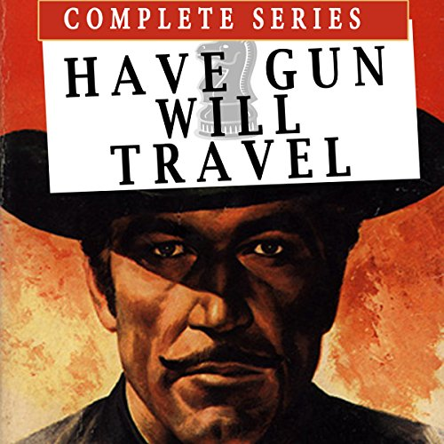 Have Gun Will Travel cover art