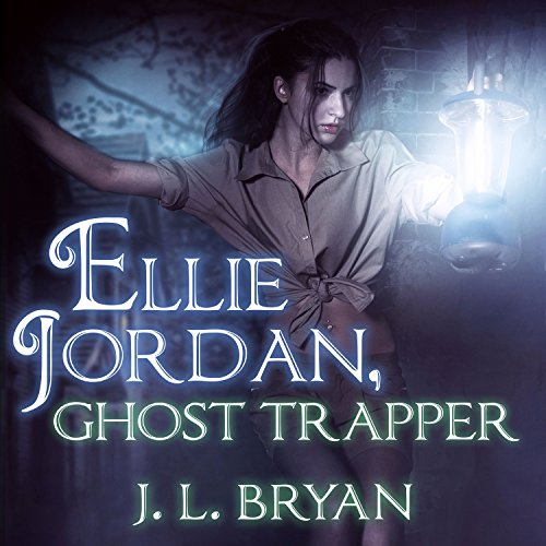 Ellie Jordan, Ghost Trapper audiobook cover art
