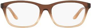 Oakley Women's OX1091 Taunt Rectangular Eyeglass Frames Non Polarized Prescription Eyewear, Rose Gold Fade/Demo Lens, 52 mm