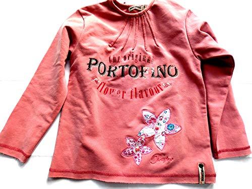 Portofino Mädchen Swaetshirt 11212 (116, garanium)