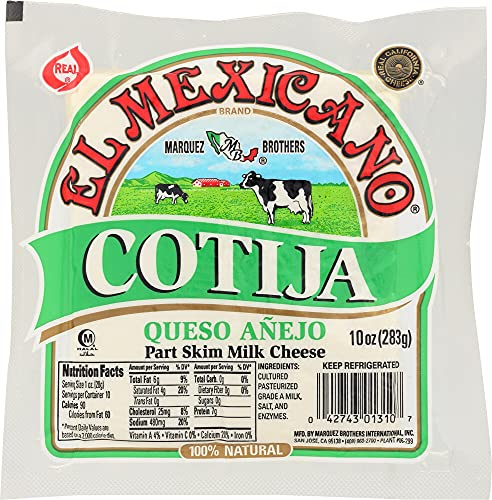 Cotija Cheese El Mexicano Queso Cotija