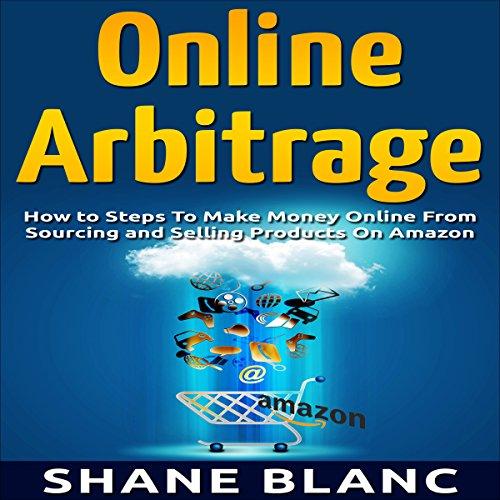 Online Arbitrage audiobook cover art