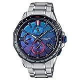 [カシオ] 腕時計 オシアナス Bluetooth 搭載 電波ソーラー 宇宙兄弟コラボレーションモデル OCW-G2000SB-2AJR メンズ