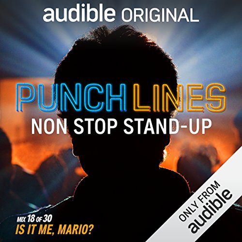 Ep. 18: Is It Me, Mario? (Punchlines) copertina