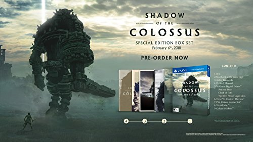 Shadow of the Colossus Special Edition PS4