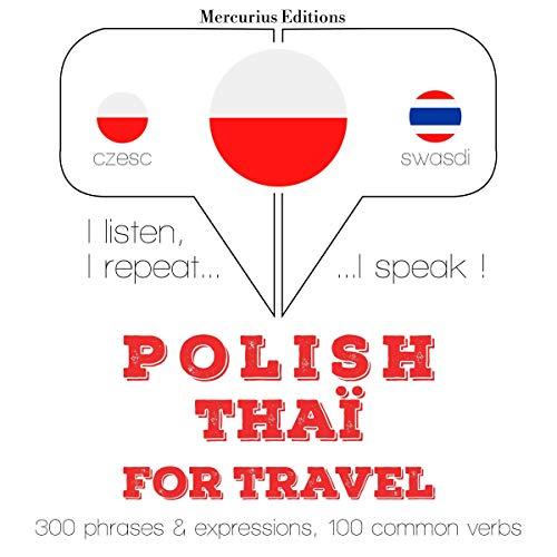 Polish - Thaï. For travel copertina