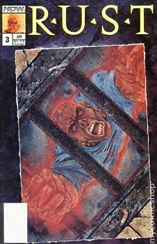 Comic Rust: Vol. 2, No. 3 Book