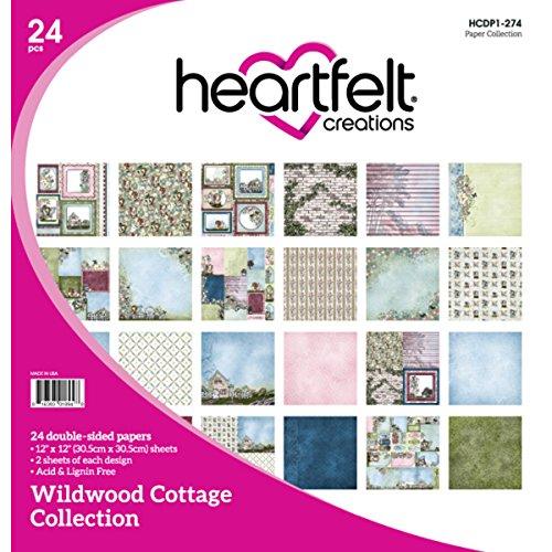 Heartfelt Creations Couper et gaufrer Dies Multicolore 21.59/x 12.44/x 0.38/cm