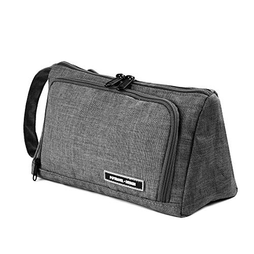 Big Capacity Pencil Case, Large Pencil Pen Pouch Bag, High Storage Case,...