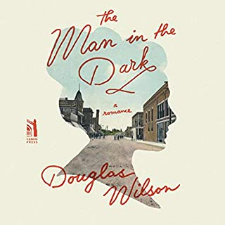 The Man in the Dark audiobook cover art