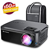 VANKYO 6500 LUX Performance V620 Native 1080P Projector, 2020 Upgraded HD Video Projector