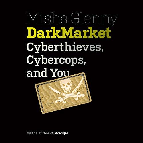 DarkMarket audiobook cover art