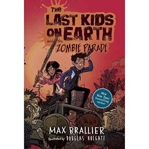 The Last Kids on Earth and the Zombie Parade cover art
