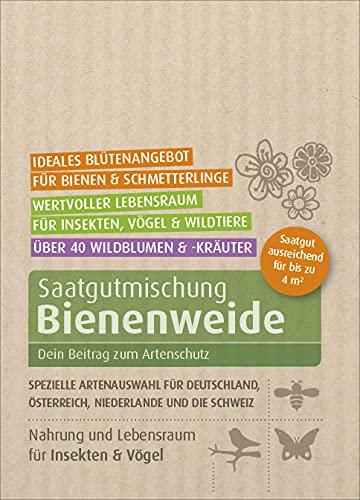 Biobalu Bienenweide Samentütchen -...