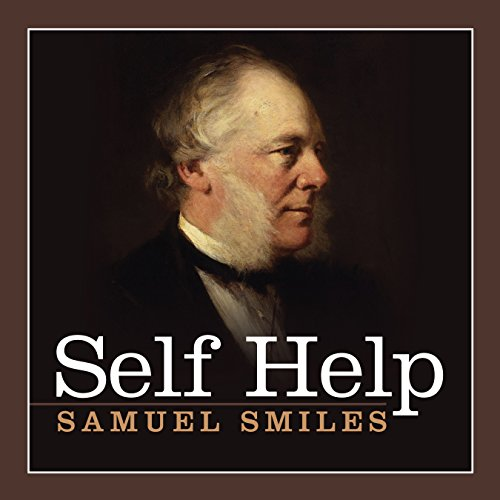 Self Help audiobook cover art