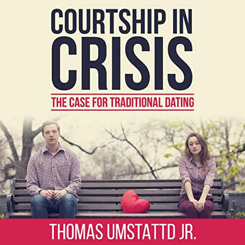 Courtship in Crisis audiobook cover art