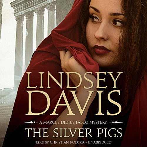 The Silver Pigs audiobook cover art