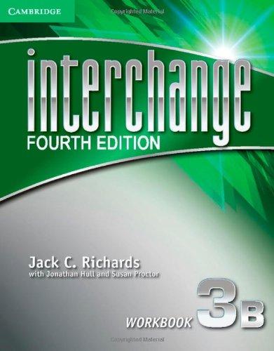 Interchange Level 3 Workbook B