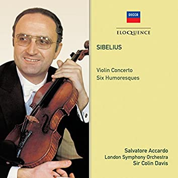 Sibelius: Violin Concerto; Six Humoresques