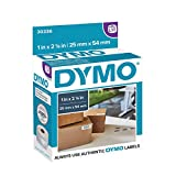 DYMO Authentic LW Multi-Purpose Labels | DYMO Labels for LabelWriter Printers, Great for Barcodes (1' x 2-1/8'), 1 Roll of 500