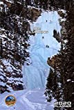ICE CLIMBING 2020 PLANNER MONTHLY & WEEKLY NOTEBOOK ORGANIZER: 6x9 inch (similar A5) calendar from DEC 2019 to JAN 2021 with monthly overview and ... perfect gift idea for climber women and men
