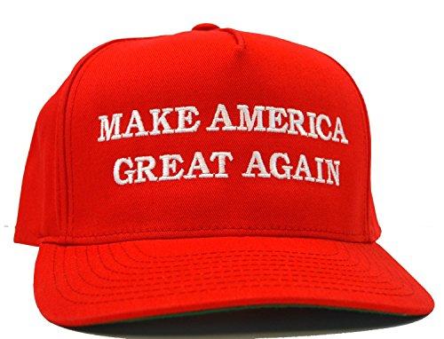 FGF-EU Make America Great Again Hat Verstellbare bestickte Baseballkappe Hip Hop Hut
