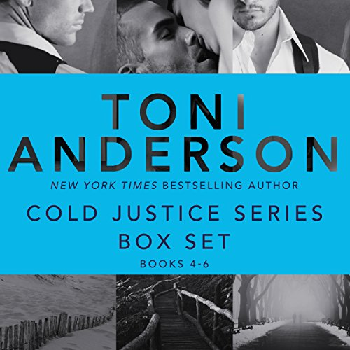 Cold Justice Series Box Set: Volume 2: Books 4-6 audiobook cover art