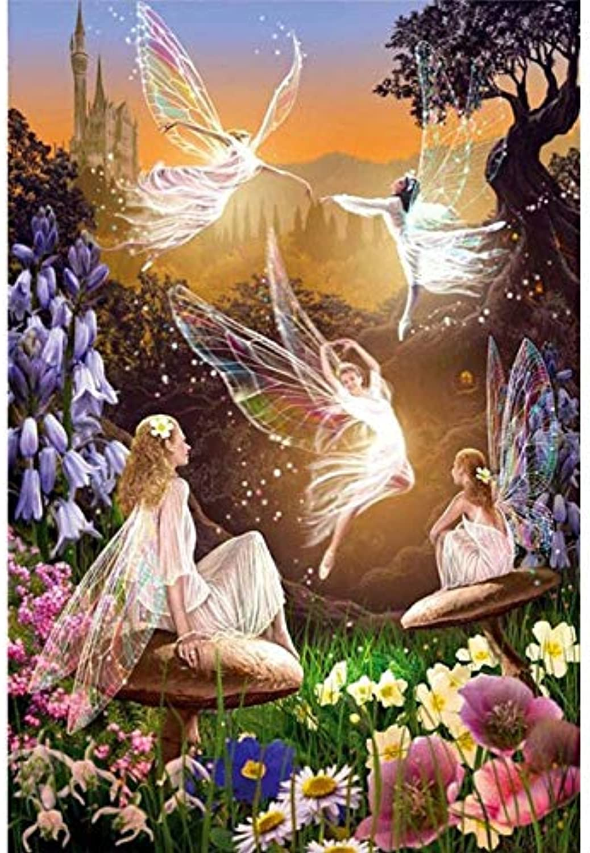 XCYANG Malen nach Zahlen Angel Dance Voller Voller Voller Diamant Gemälde Zeichnung nach Zahlen Bilder über die Anzahl der Farben nach Anzahl Personen B07M8BM1F7 | Neuer Eintrag  591457