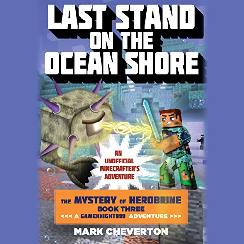 Last Stand on the Ocean Shore Audiobook By Mark Cheverton cover art
