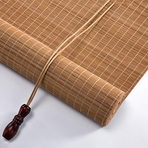 Persianas Enrollables De Bambú, Persianas Enrollables De Madera, Protector Solar Impermeable Y Transpirable, DecoracióN De Muebles De Interior para Exteriores