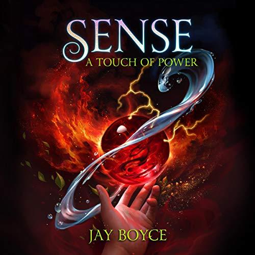 Couverture de Sense (A Fantasy LitRPG Saga)