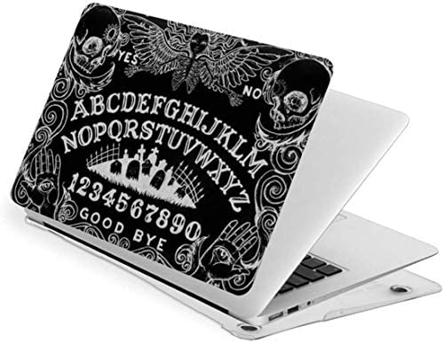 Laptop Case for MacBook Ouija Board Horror Ghosts Death with Sunflower Hair Laptop Computer product image