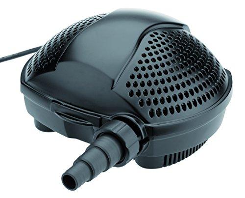 Pontec 56567 Filter- und Bachlaufpumpe PondoMax Eco 17000 | Filterpumpe | Pumpe | Teichpumpe
