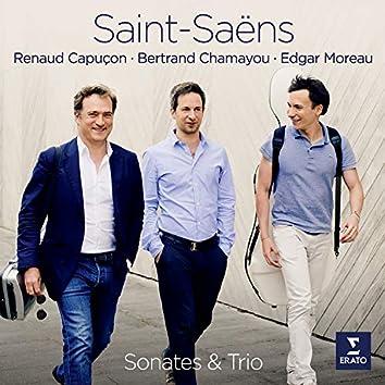 Saint-Saëns: Violin Sonata No. 1, Cello Sonata No. 1 & Piano Trio No. 2