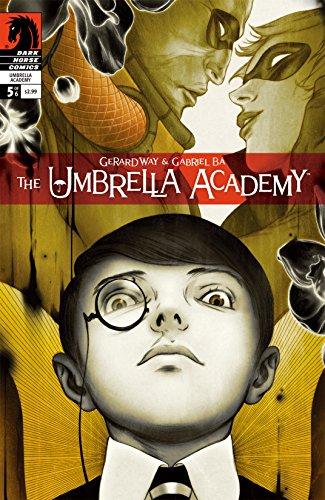 The Umbrella Academy: Apocalypse Suite #5 (English Edition)