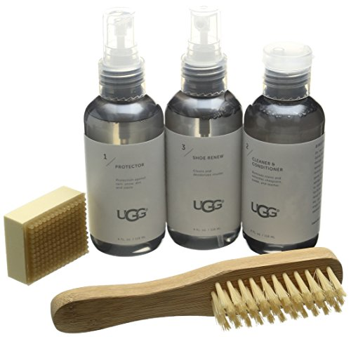 UGG Unisex-adult Accessories UGG Shoe Care Kit, Natural, One Size Fits All Medium US