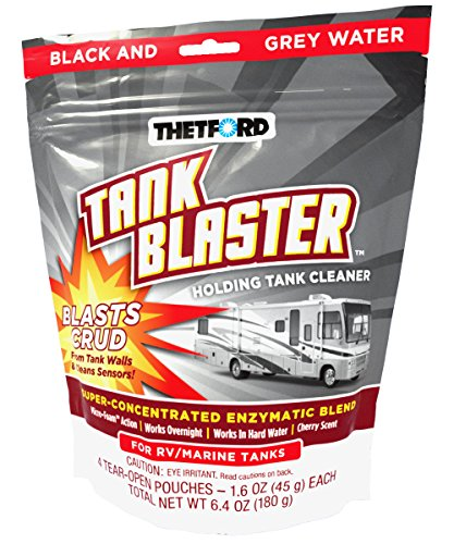 Thetford 96527 Blaster Holding Tank Cleaner Pouches,...