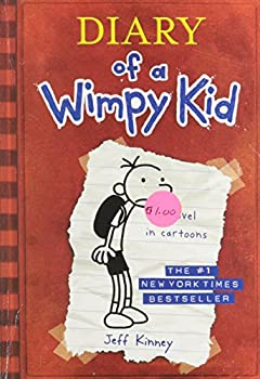Paperback Diary of a Wimpy Kid Book