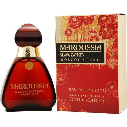 Maroussia By Slava Zaitsev Eau-de-toilette Spray, 3.4-Ounce by Slava Zaitsev