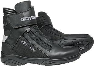 Leder Sportler Daytona Boots Motorradschuhe Herren /& Damen Motorradstiefel kurz AC4 WD Herren Ganzj/ährig