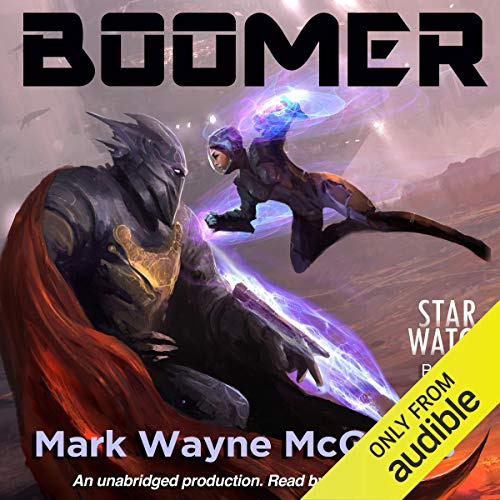 Boomer Audiobook By Mark Wayne McGinnis cover art