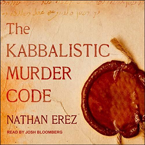 The Kabbalistic Murder Code audiobook cover art