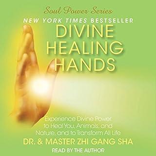 Divine Healing Hands audiobook cover art